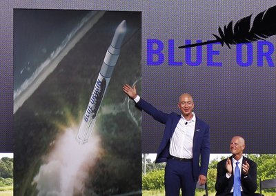 Blue Origin: When will Jeff Bezos' space company take tourists into space?