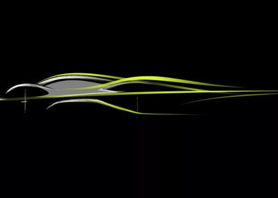 Aston Martin and F1's Red Bull are working on the fastest hypercar ever