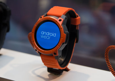 Nixon Mission eyes-on: Android Wear goes hardcore