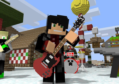 World's first live Minecraft concert will be limited entry, here's how to get in