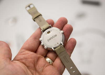 Pebble lays off 25 per cent of entire staff, says 'money is tight'