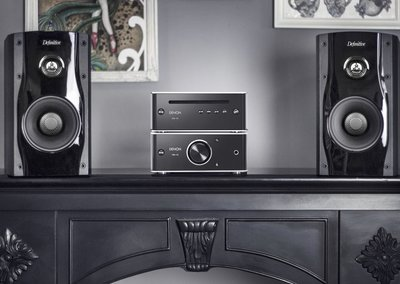 The Denon Design Series: Real Hi-Fi for real lifestyles