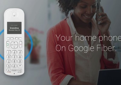 What is Google Fiber Phone and where can you get it?
