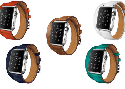 New Apple Watch Hermès bands announced, complete collection to be sold separately