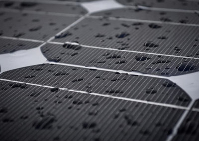 Solar panels that also use rain for power could change the world forever