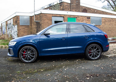 Audi RS Q3 Performance first drive: RS thrills and spills in an SUV guise