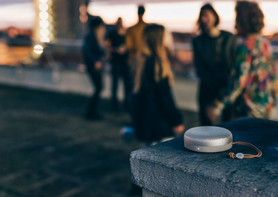 B&O Beoplay A1 Bluetooth stylish speaker lasts a whopping 24-hours