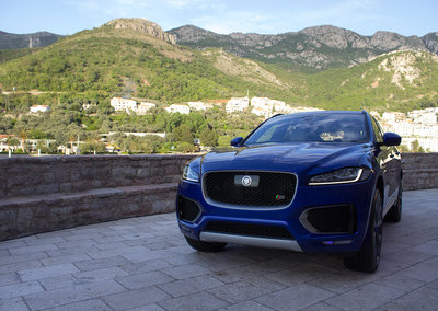 Jaguar F-Pace first drive: Aspirational yet attainable