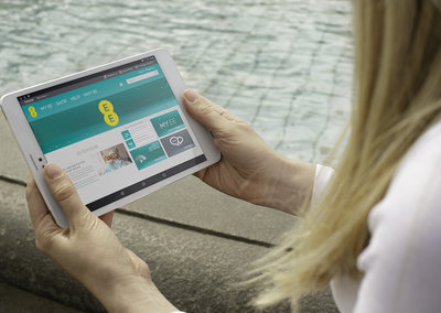 EE Jay is a fun and budget-friendly 4G tablet for summer travelling