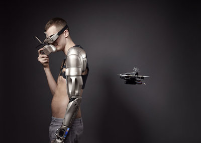 Watch Bodyhack: Metal Gear Man and the story of a real-life Snake bionic arm