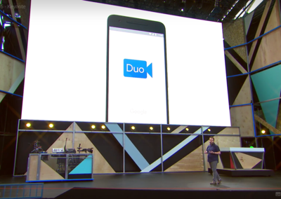 Google Duo for iPhone and Android takes on Skype and FaceTime