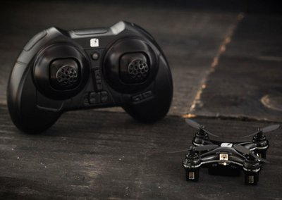 Stunt flying made easy: Limited-edition matte-black Skeye Nano Drone now 32 per cent off