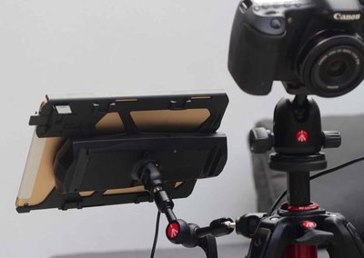 Manfrotto Digital Director for iPad Air 2 review: Now showing on the big screen