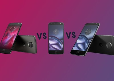 Motorola Moto Z2 Force vs Moto Z vs Moto Z Force: What's the difference?