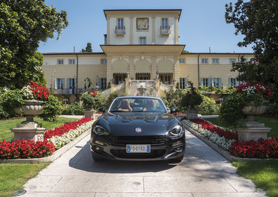 Fiat 124 Spider review: More than an MX-5 remix