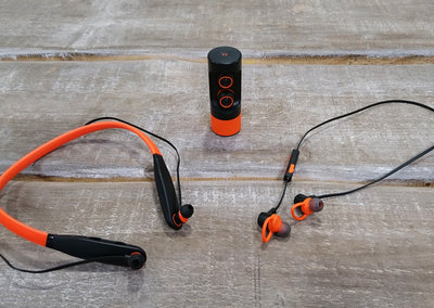 VerveLife by Motorola: Ones, Loop or Rider headphones have all your sports covered