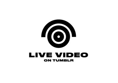 Tumblr is getting into the crowded live video space this week