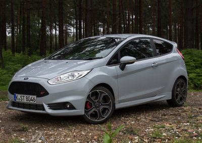 Ford Fiesta ST200 first drive: Irresistible overboost fun
