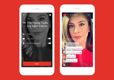 YouTube launches live mobile streaming: Here's how it works