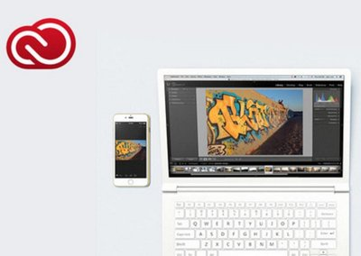 Edit photos like the pros with Adobe Creative Cloud Photography Plan: 1-year Membership