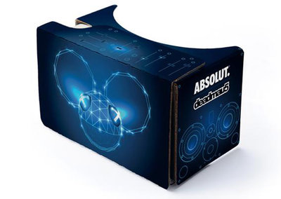 deadmau5 to star in own VR game with special edition Google Cardboard