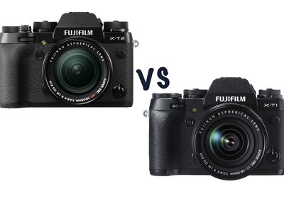 Fujiiflm X-T2 vs X-T1: What's the difference?