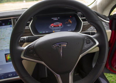 Tesla's Master Plan part two involves self-driving trucks, buses, and cars that make money for you