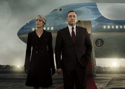 House of Cards comes to Sky in the UK