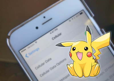 Playing Pokemon Go abroad? Here's how to avoid bill shock