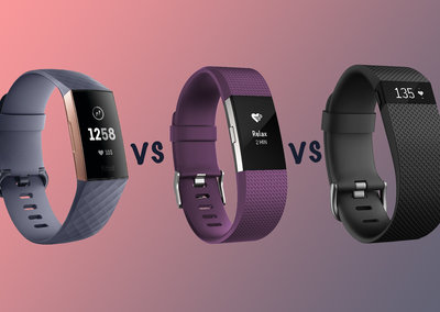 Fitbit Charge 3 vs Charge 2 vs Charge HR: What's the difference?