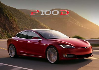 Tesla's new battery makes its P100D the 'quickest production car' ever
