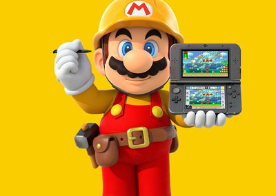 Super Mario Maker coming to Nintendo 3DS, Pokemon Sun and Moon 2DS consoles announced too