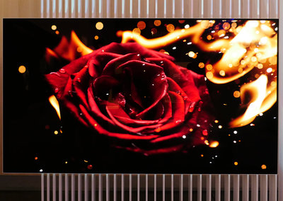Panasonic 4K OLED TV for 2017 is coming - and looks like it'll be a stunner