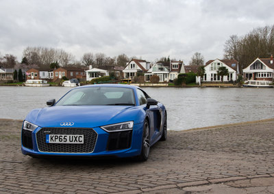 Audi R8 V10 Plus 2016 review: Praktisch durch technik