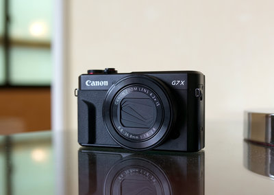 Canon PowerShot G7 X Mark II review: Nip and tuck triumphs