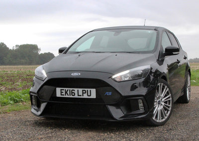Ford Focus RS first drive: The B-road baller