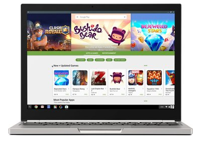Android Apps on Chrome: How to give your Chromebook an app-vantage