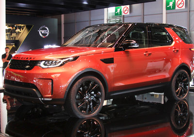 Land Rover Discovery (2017) preview: Seven-seat family disco