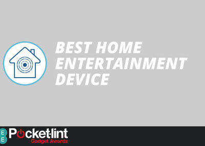 EE Pocket-lint Gadget Awards 2017 nominees: Best Home Entertainment Device