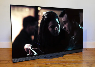 LG OLED E6 review: The perfect OLED match