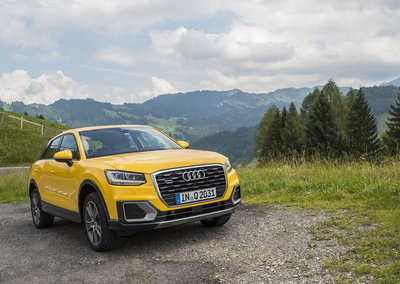 Audi Q2 review: The single-minded SUV