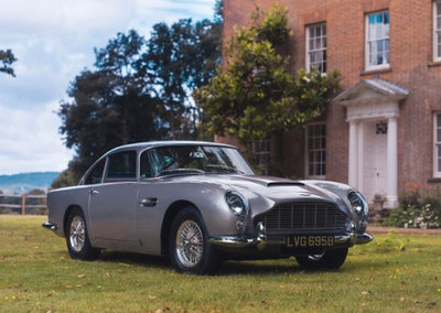 Apple Pay was used to buy an £825,000 Aston Martin DB5