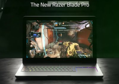 New Razer Blade Pro laptop has a 4K touchscreen, mechanical keyboard