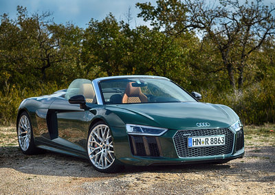 Audi R8 Spyder (2016) review: Tinnitus, tyre marks and turned heads guaranteed