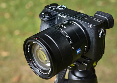 Sony A6500 review: A mini mirrorless powerhouse