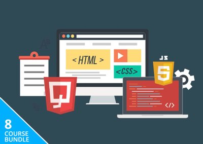 Dive into a development career with the Ultimate Front End Development Bundle (96 per cent off)