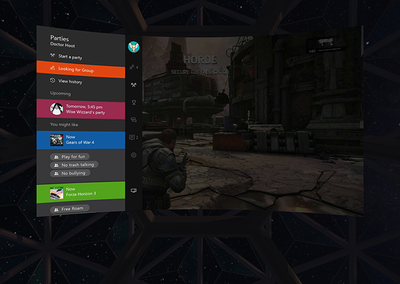 Oculus Rift owners will get Xbox One game streaming in December