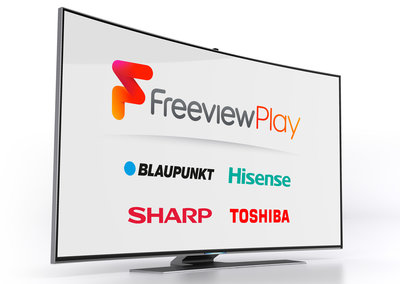 Freeview Play expands, Hisense, Toshiba, Sharp and Blaupunkt TVs join the party