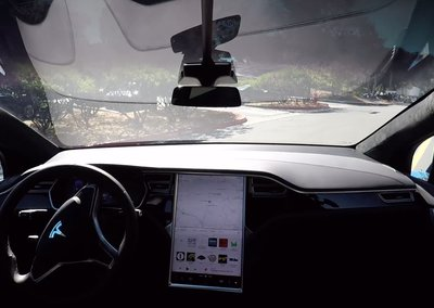 Tesla's heavily upgraded Autopilot will start rolling out in December