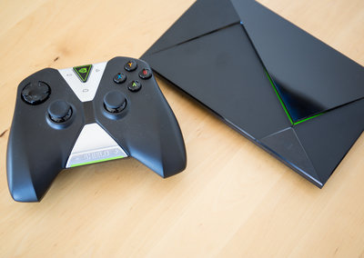 New Nvidia Shield Android TV box and controller expected for CES 2017